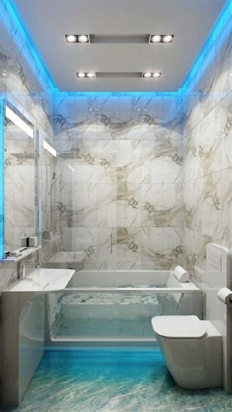 brilliant long narrow bathroom ideas thatll drop