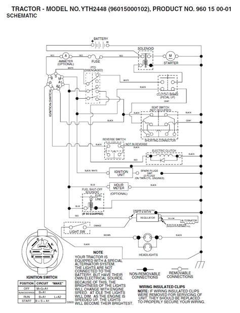 Wiring Diagram For Husqvarna Mower Free
