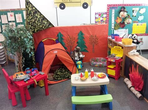 Camping Role Play  Mrs Rose's Classroom! Pinterest