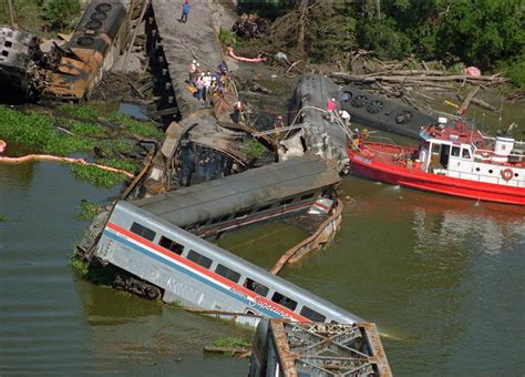 Deadliest Train Crashes In The U.s. Over The Past 25 Years