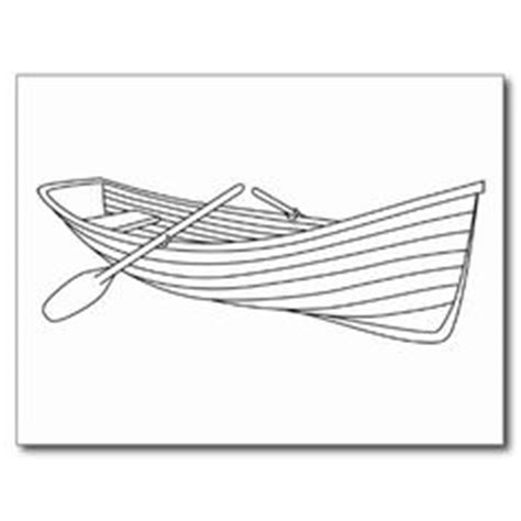 How To Draw A Traditional Boat by Wood Row Boat Search Misc