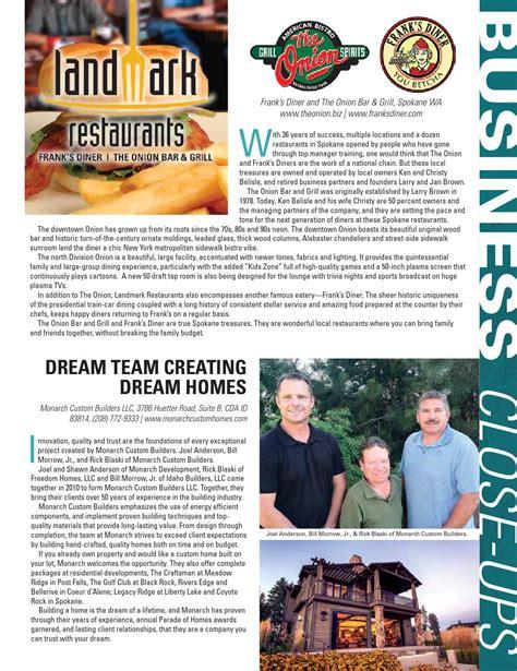 Spokane Coeur d'Alene Living magazine Issue 106 by Spokane