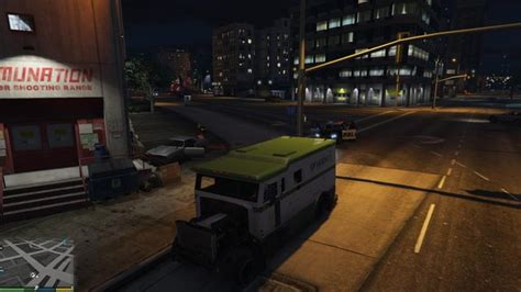 Grand Theft  Ee  Auto Ee    How Can I Open This Armored Vehicle