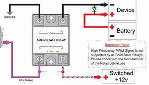 Wiring Soild State Relays - G4