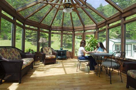 victorian conservatory  wood interior