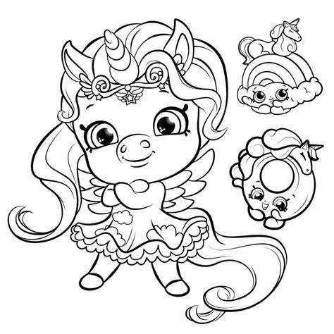 Kleurplaat Lol Unicorn by Unicorn Kleurplaat Mooi Lol Doll Coloring Pages