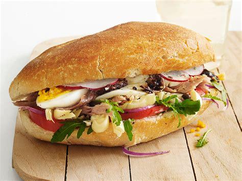 cuisine parisienne parisian tuna sandwiches recipe food kitchen