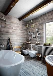 deco loft une source d39inspiration inepuisable pour les With salle de bain design avec décoration personnalisée anniversaire