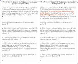 Affichage Permis De Construire : permis de construire cdmf avocatscdmf avocats ~ Dallasstarsshop.com Idées de Décoration