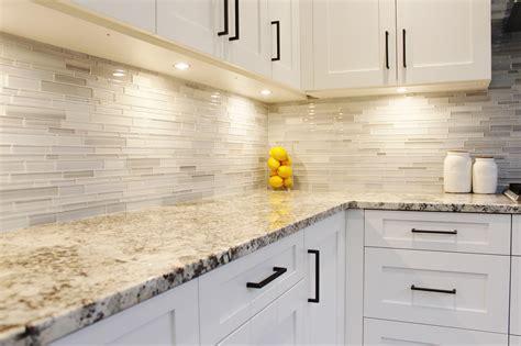 kitchen countertop in alaskan white granite