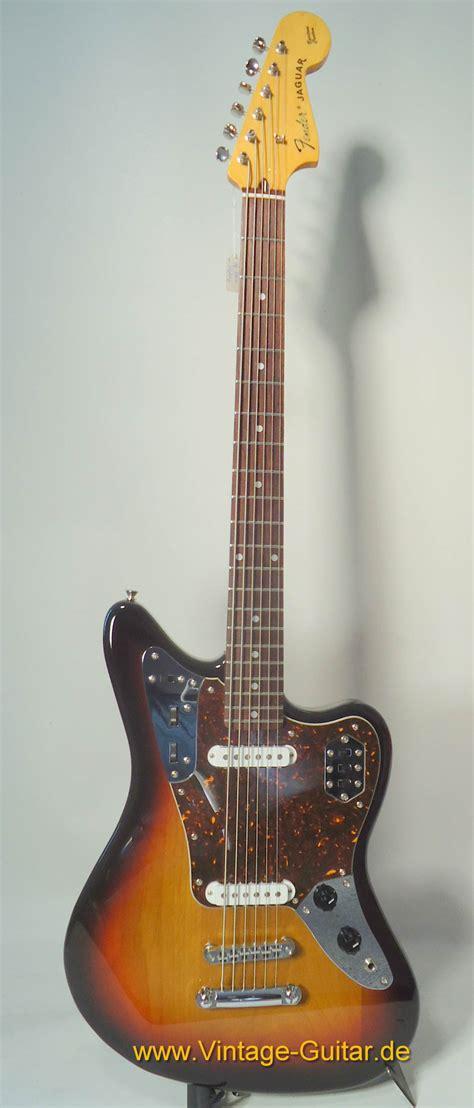 Jaguar Baritone by Img Vintage 64 Fender Jaguar Baritone A Jpg