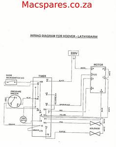 Wiring Diagrams   Washing Machines   Macspares
