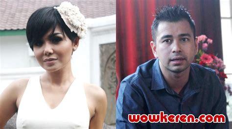 yuni shara bahagia raffi ahmad  menikahi nagita slavina kabar berita artikel hot