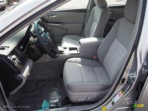 Ash Interior 2016 Toyota Camry LE Photo #107479146 ...