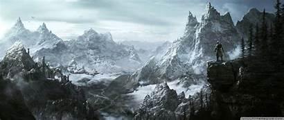 Skyrim Elder Scrolls 4k Wallpapers Desktop Key