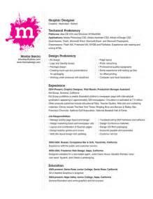 simple creative resume design 55 exles of light and clean resume designs