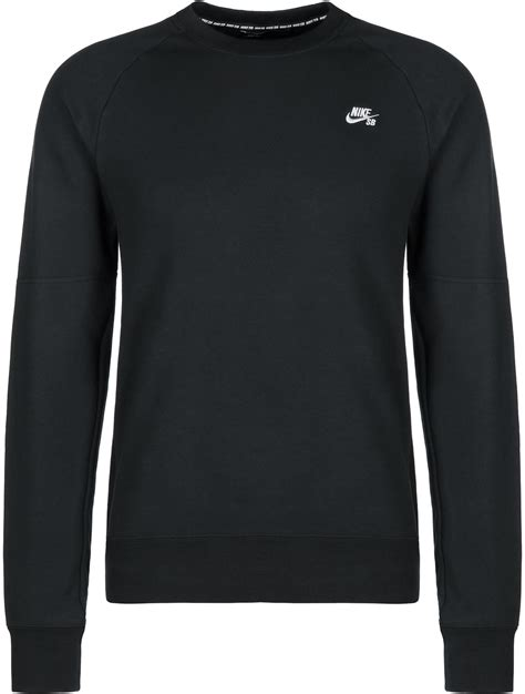 nike sb sweater nike sb everett sweater black