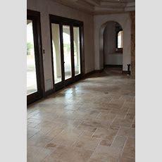 Travertine Floors For Kitchen …  Interior Barn Doors In