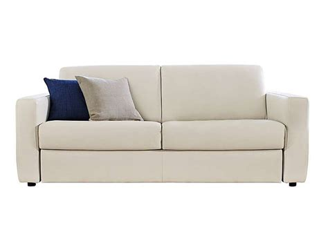 2 seater leather sofa bed arona 2 seater leather sofa bed natuzzi editions