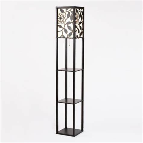 Kirklands Floor L With Shelves by Floral Shelf Floor L Eclectic Floor Ls By
