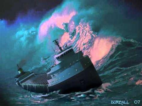 gordon lightfoot the wreck of the edmund fitzgerald