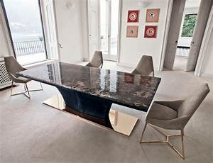 Esstisch Marmor Optik : omotesando dining tables from longhi s p a architonic ~ Frokenaadalensverden.com Haus und Dekorationen