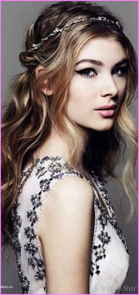 HD wallpapers half up half down prom hairstyles videos