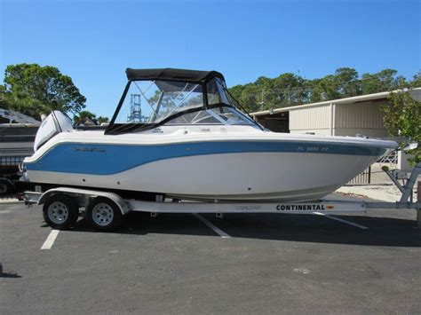 Sea Fox Boats For Sale by Sea Fox 226 Traveler Boats For Sale Boats