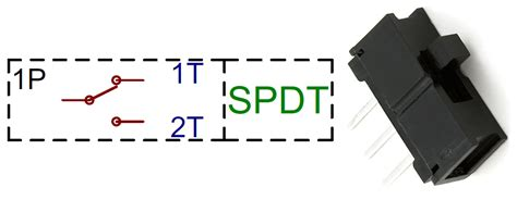 Diagram For Wiring Single Pole Throw Toggle by Switch Basics Learn Sparkfun