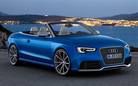 2018 Audi Rs 5 Cabriolet Priced At 78795 Wvideo