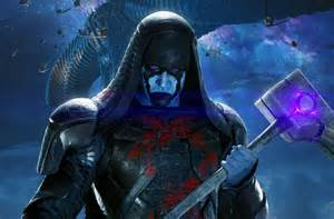 Three new villainous character posters for Guardians of ...