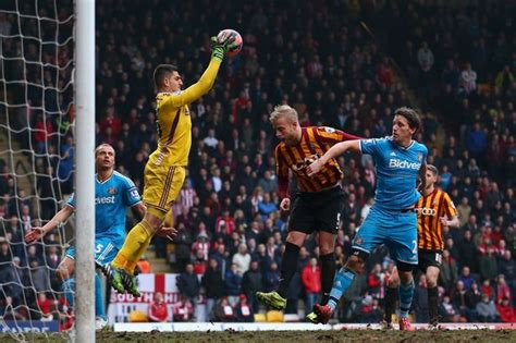 Bradford 2-0 Sunderland player ratings: How fans rated the ...