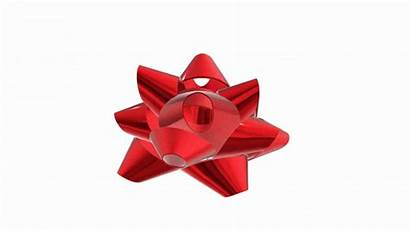 3d Powerpoint Models Holiday Rotate Cool Ribbon