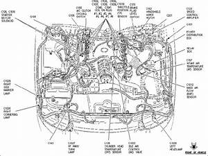 2002 Lincoln Town Car Engine Diagram