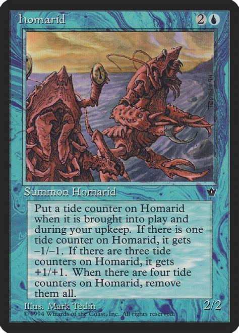 homarid fallen empires fem  scryfall magic