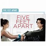 Apart Feet Five Folder Icon Designbust Icons