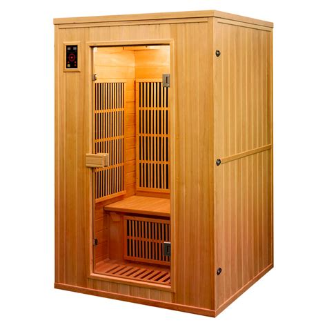 piscinex sauna athena sauna infrarouge ath 233 na 2 places