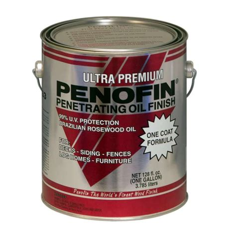 penofin ultra premium red label exterior penetrating oil