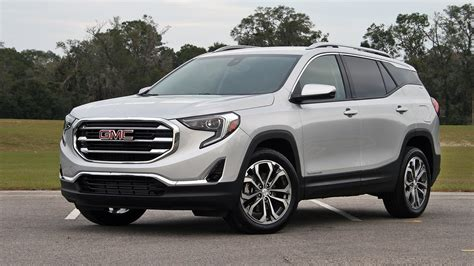 2018 Gmc Terrain  Driven  Top Speed