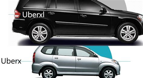 Top 7 Difference Between Uberx And Uberxl