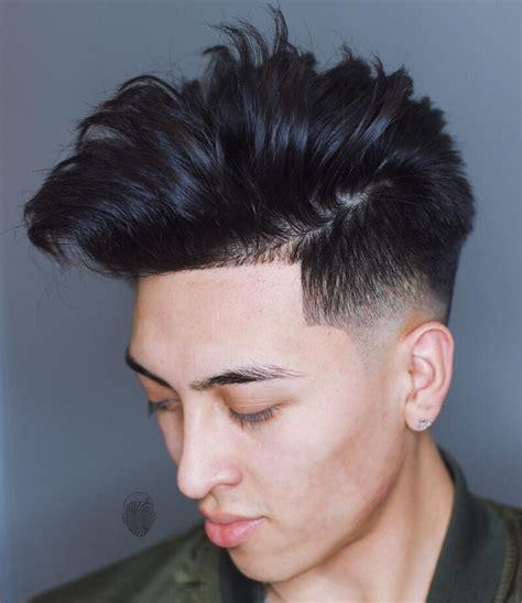cool mens medium length haircuts