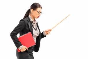 Strict Teacher Discipline
