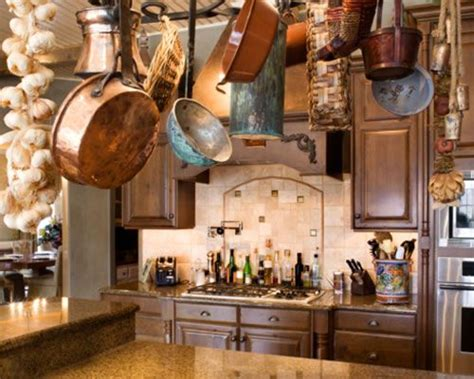 Italian Rustic Kitchen