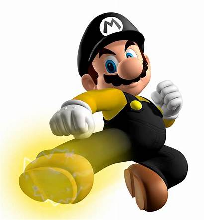 Mario Volt Fantendo Wiki Power Thunder Throwing
