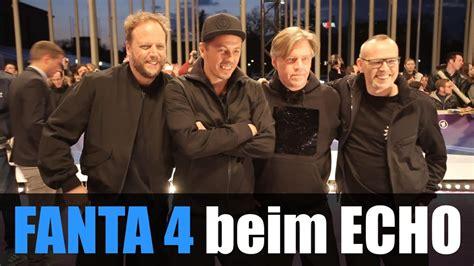 3 years ago3 years ago. DIE FANTA 4 auf dem ECHO 2014 über STRASSEN-RAP - TV ...