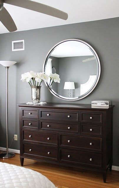 this paint color amherst grey benjamin the gray walls with brown