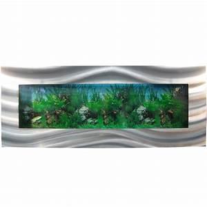 Aquarium Zubehör Günstig : wandaquarium 1200x445x110mm komplett xxl zubeh r set nano aquarium pumpe ipx8 norm leuchte uvm ~ Frokenaadalensverden.com Haus und Dekorationen