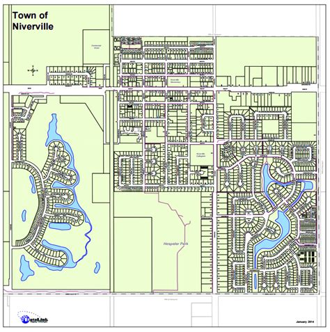 niverville town map