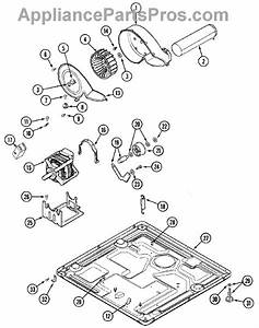 Parts For Maytag Mdg5500aww  Motor Drive Parts
