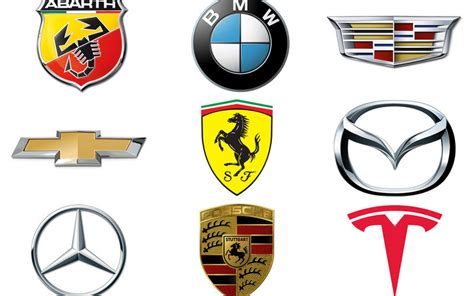 Car With M Logo by The Meanings Car Makers Emblems Autocar
